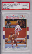 1991 Mary Lou Retton PSA 10