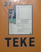 1989 Kent Tekulve