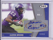 2009 Aaron Brown