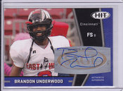 2009 Brandon Underwood