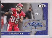 2009 Freddie Brown