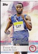 2012 Tyson Gay
