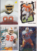 1995 Warren Sapp rookie lot 4