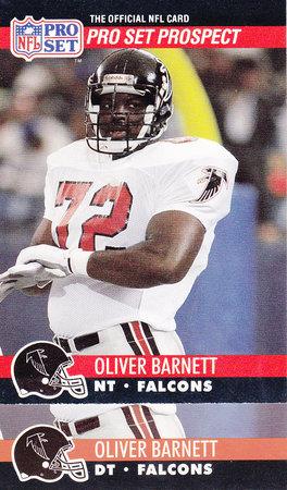 Oliver Barnett