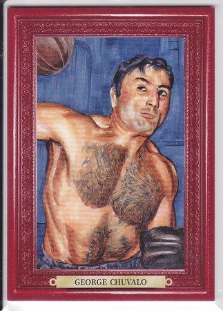 George Chuvalo #118