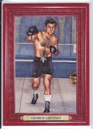 George Chuvalo #119