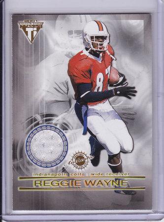 Reggie Wayne Freddie Mitchell