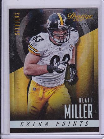 Heath Miller 12/25