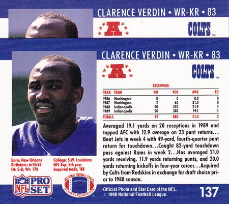 Clarence Verdin