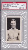 1922-23 Billy Wells PSA 4