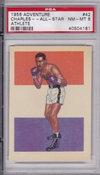 1956 Ezzard Charles All-Star-Athlete PSA 8
