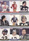 1990 Pro Set Super Bowl MVP Set