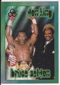 1996 Bruce Seldon & Don King GOLD