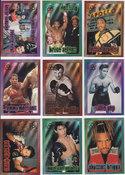 1996 Ringside GOLD Spotlight in the Ring Set