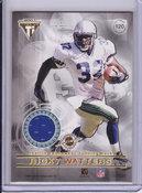 2001 Ricky Watters Darrell Jackson