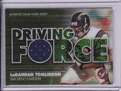 2002 LaDainian Tomlinson