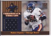 2006 Walter Payton