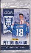 2012 Peyton Manning Set