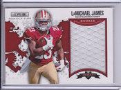 2012 LaMichael James