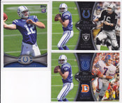 2012 Andrew Luck rookie lot