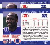 1990 Clarence Verdin