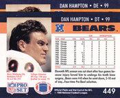 1990 Dan Hampton
