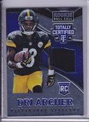 2014 Dri Archer 11/50