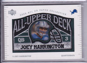 2003 Joey Harrington