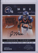 2007 Jarvis Moss /227