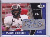2009 Brandon Underwood