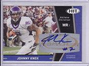 2009 Johnny Knox