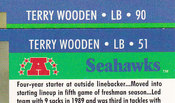 1990 Terry Wooden