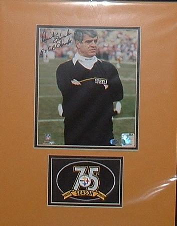 Dick Hoak 75th