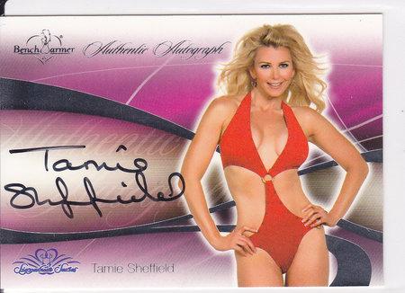 Tamie Sheffield #36