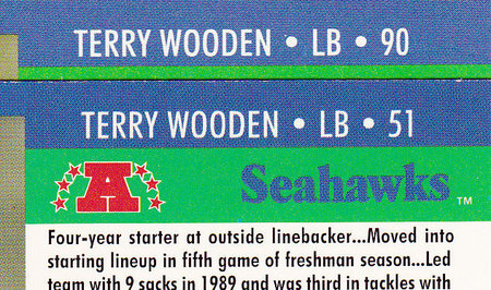 Terry Wooden